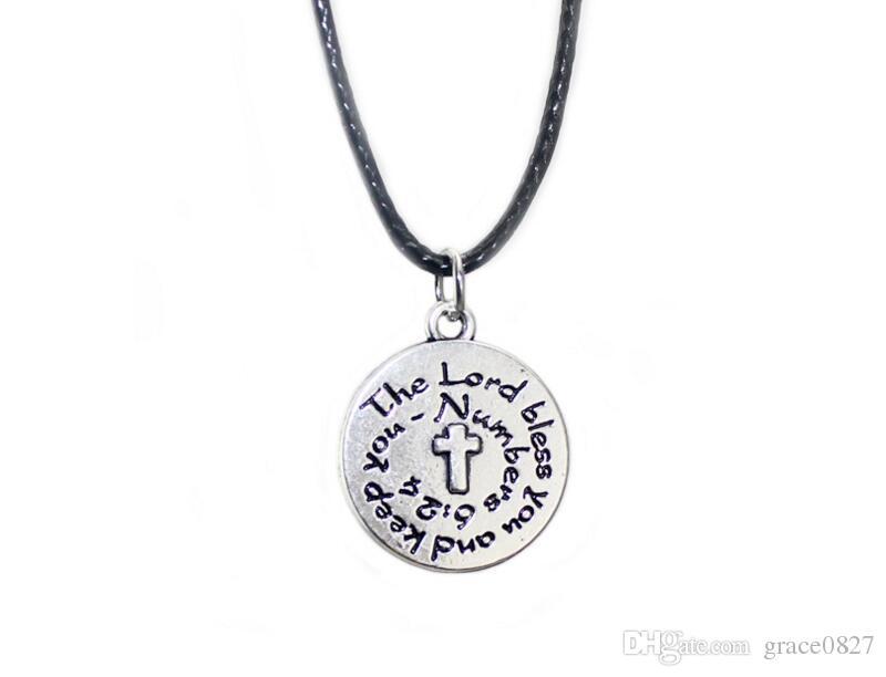 Viking kolye kolye efendisi Efendimiz sizi korusun Ve numaranızı tutmak kolye kolye supernatural tılsım mens wicca takı
