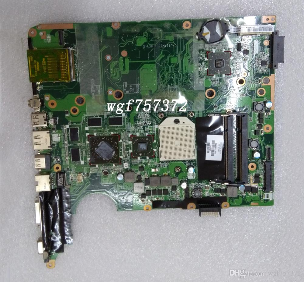 For HP Pavilion DV7 dv7-3000 Laptop Motherboard 574680-001 DAUT1AMB6E0 DDR2 AMD ATI 1Gb Notebook Systemboard