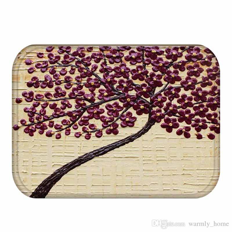 Retail 3D Style Doormat 400mmx600mm Carpet Tiles Area Rugs Floor Pad Matting Covers for Indoor Outdoor Bathroom Kitchen Room