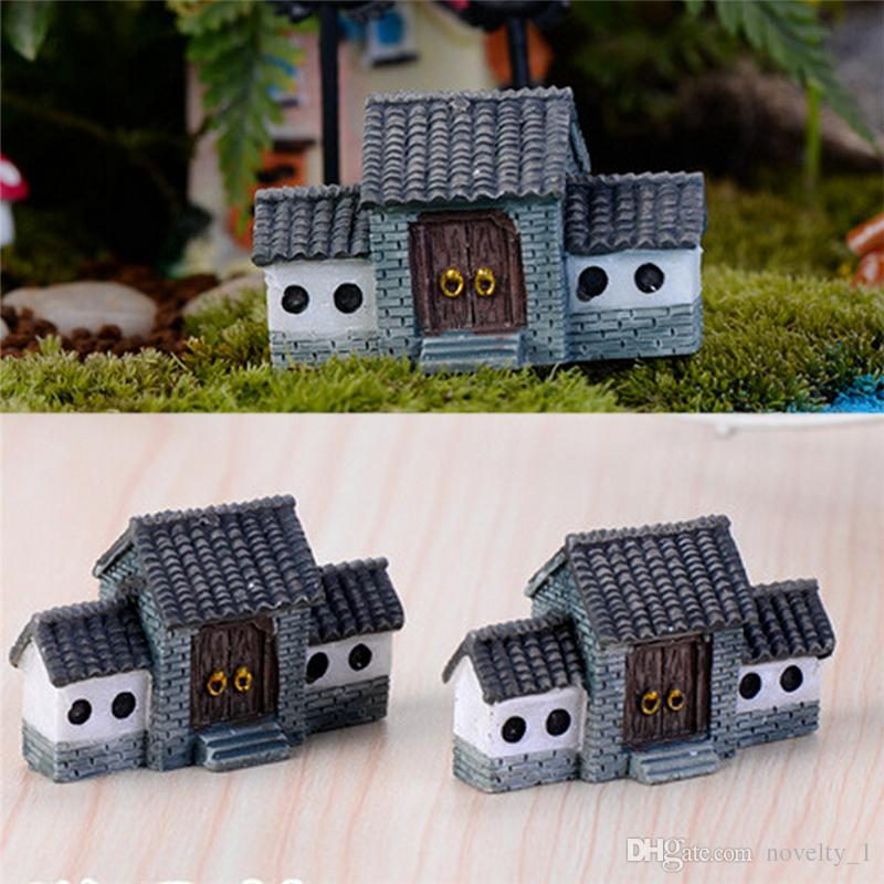 2019 ancient house archway micro landscape mini old city gate resin rh dhgate com