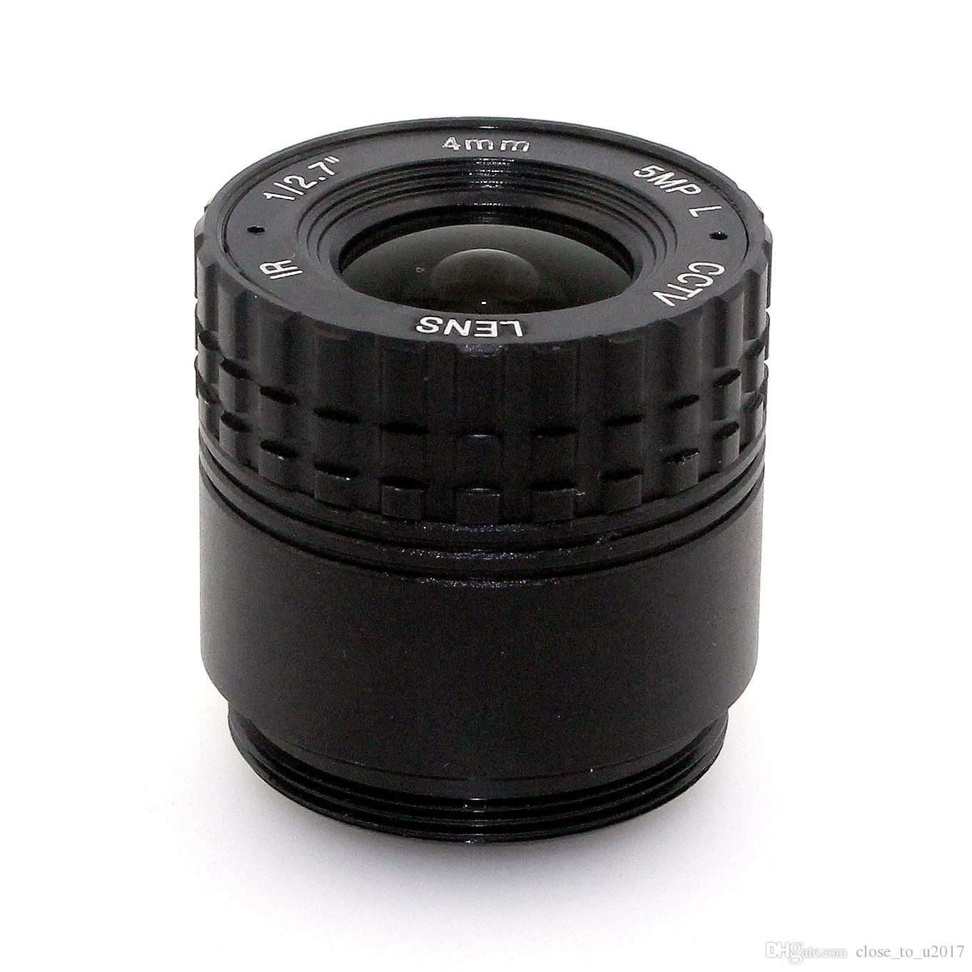 F1 4 5mp 4mm 6mm 8mm 12mm Cs Lens 1 2 5 Ir Fixed Cs Mount