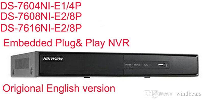 How to add a HIK Vision IP camera to HIK NVR