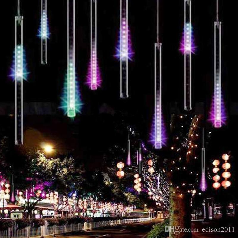 edison2011 multi color meteor rain light led meteor shower tubesLed Christmas Light Wiring Diagram Christmas Lighting Led Meteor #11