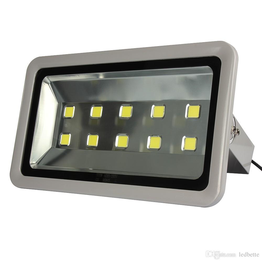 Свет потока наивысшей мощности прожекторов Сид IP65 500W напольный вел освещение бензоколонки водоустойчивое AC 85-277V Светов Сени Сид