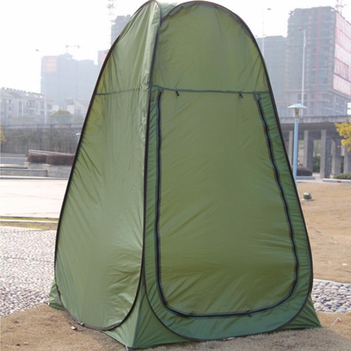 Multi Function Outdoor Portable Privacy Shower Toilet C&ing Pop Up Tent Outdoor Dressing C&ing Tent Family Tents For Sale Trailer Tents From ... & Multi Function Outdoor Portable Privacy Shower Toilet Camping Pop ...