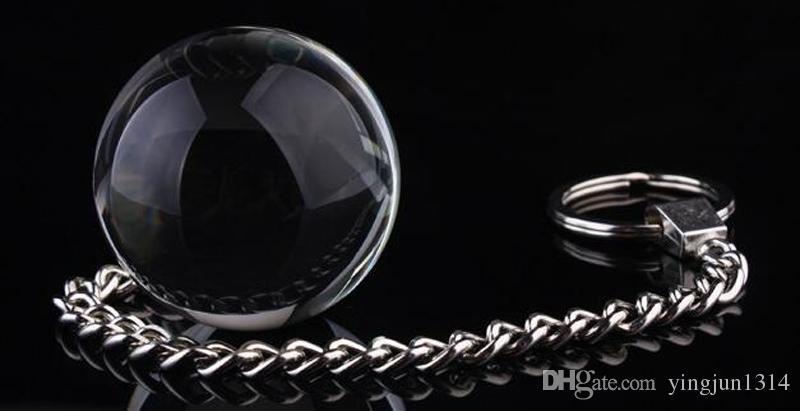 Sfera di vetro vaginale 5 dimensioni perline anale palle giocattolo del sesso di cristallo Butt Beads Plug le donne uomini giocattolo adulto Kegel Smart Geisha Ball