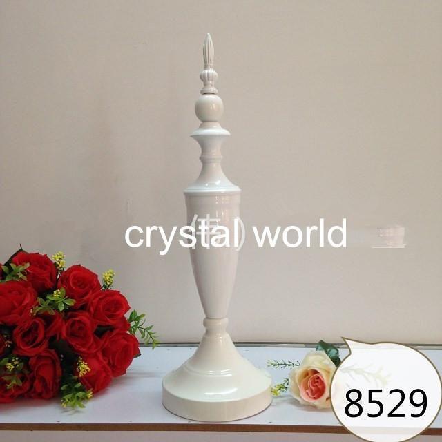 white mermaid wedding road led decoration centerpieces 123 candle holder