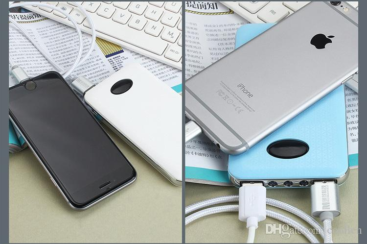 New powerbank Large capacity 20000mAh Ultra-thin Universal Mobile Power Bank Charger Battery For Galaxy S5 iPhone 6