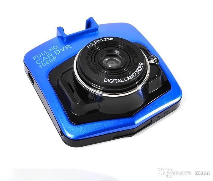 Novo mini auto carro dvr câmera dvrs full hd 1080 p gravador de estacionamento vídeo registrator camcorder night vision caixa preta traço cam