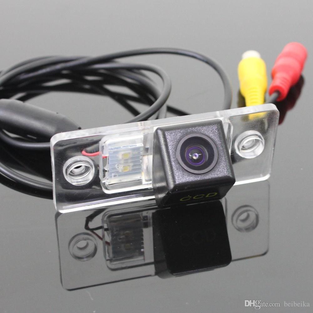 2018 For Volkswagen Vw Rabbit Car Rear View Camera Back Up Park The 2013 Hyundai Wiring Diagram Ccd Rca Ntst Pal License Plate Light Oem From Beibeika 2198