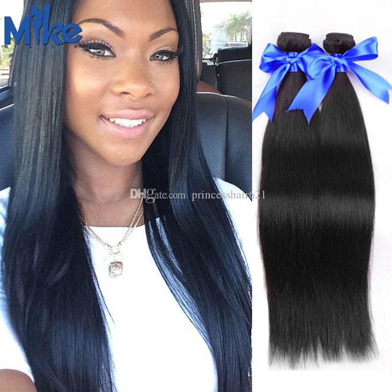 Cheap mikehair wholesale brazilian hair bundles natural straight cheap mikehair wholesale brazilian hair bundles natural straight human hair weaves affordable cheap peruvian indian malaysian hair extensions weft weave pmusecretfo Images