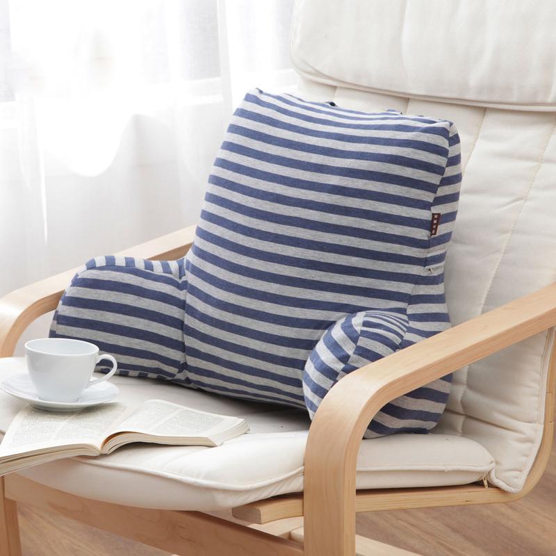 Waist Cushion Bed Pillow Office Chair Sofa Backrest Nap Of Pregnant Women Lawn Waterproof Cushions
