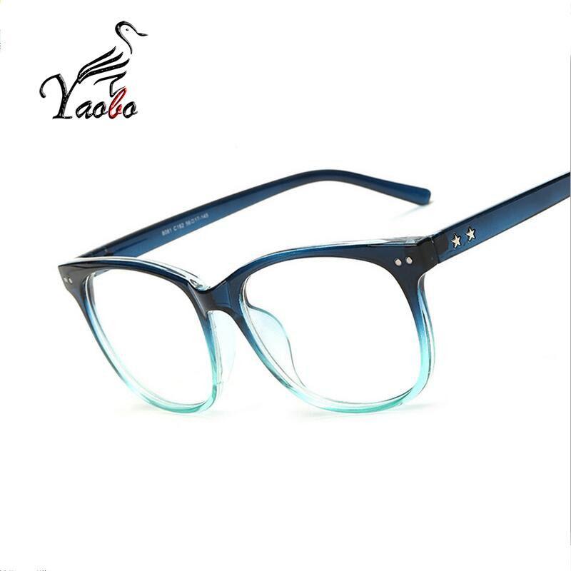 Apparel Accessories Dynamic 2019 Fashion Women Glasses Frame Men Eyeglasses Frame Vintage Clear Lens Glasses Anti-blue Light Black Silver Gold Eye Glass Women's Sunglasses