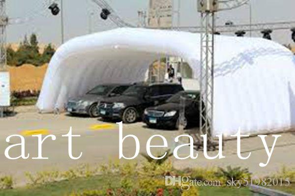 2018 Wholesale Outdoor Inflatable Car Shelter Tent Mobile Inflatable Car Wash Shelter From Sky51982015 $1101.51 | Dhgate.Com & 2018 Wholesale Outdoor Inflatable Car Shelter Tent Mobile ...