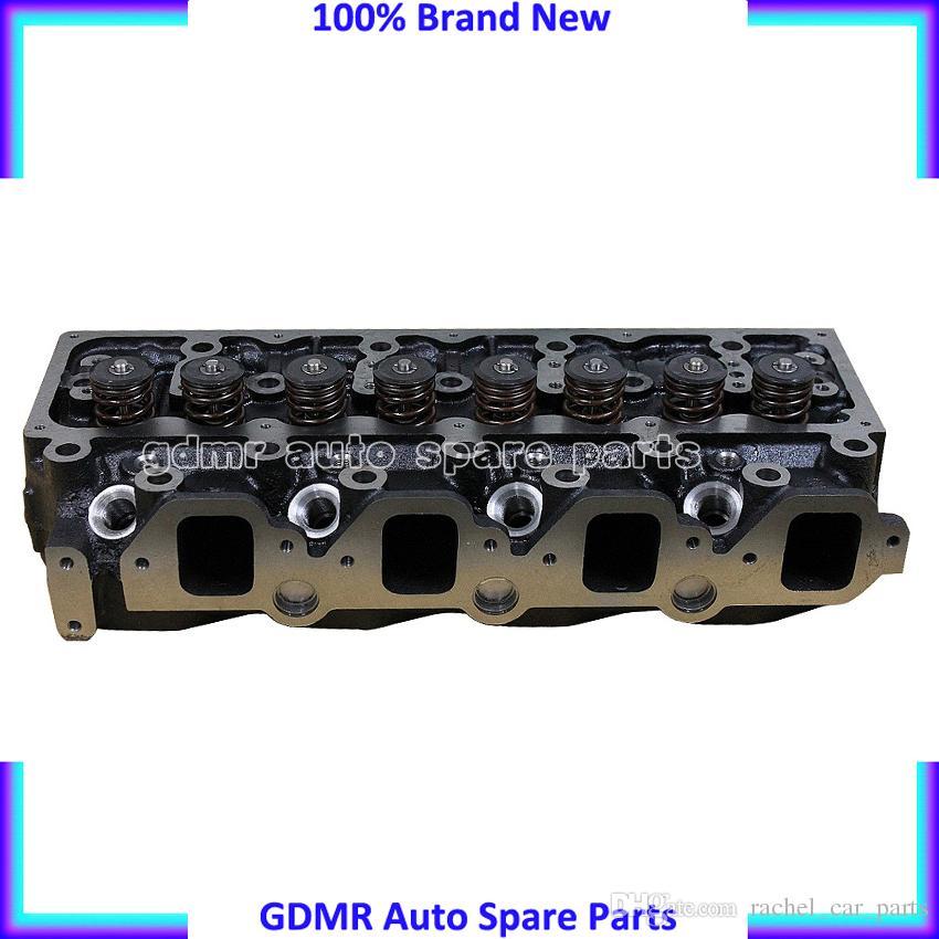 Nissan Terrado Mistral Pathfinder 2663cc AMC 909 111 11039-43G36 11041-45N01 için dizel motor parçaları TD27T TD27T TD27 silindir kapağı Takma