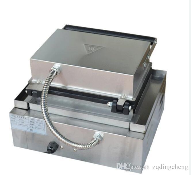 Gratis verzending ~ met CE 12 holes elektrische zoete donuts maker machine cake maat 50mm