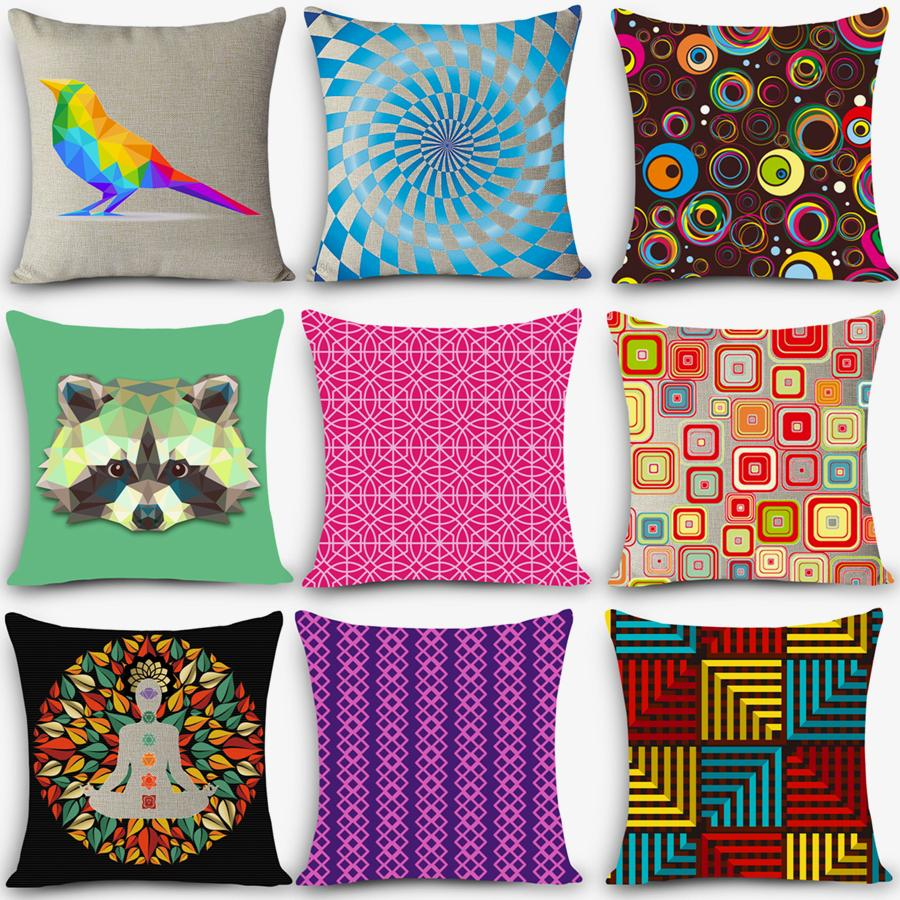 Wholesale Cheap Car Seat Linen Decorative Throw Pillow Nordic ...