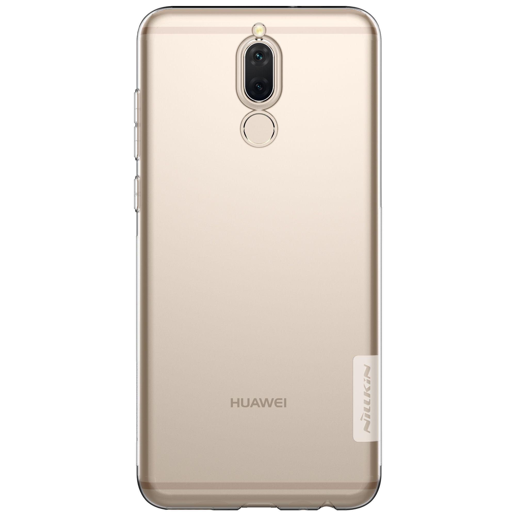 save off 58a7a 43034 NILLKIN Nature TPU back cover case for Huawei Nova 2i (Maimang 6) clear TPU  soft case Huawei Nova 2i cover with retailed package