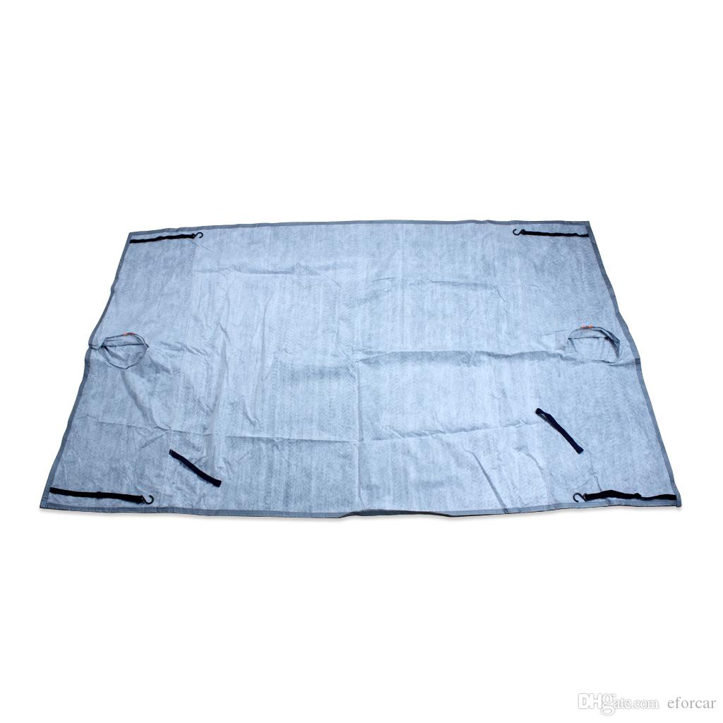 Car Cover Vehicle Front Window Sunshade Ice Protector Waterproof Heat Sun Snow Dust Rain Resistant Protection