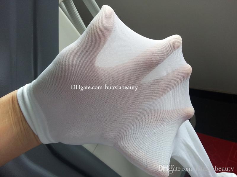 Top Grade 2017 White LPG Body Roller massage costume vacuum slimming suit for velashape therapy machine