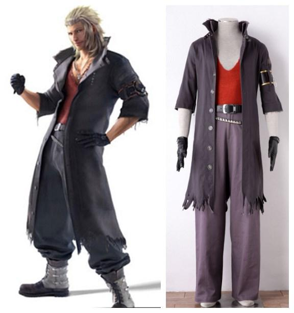 final fantasy xiii snow villiers cosplay halloween costumes halloween costumes japan simple anime costume from hosiyoubi 995 dhgatecom