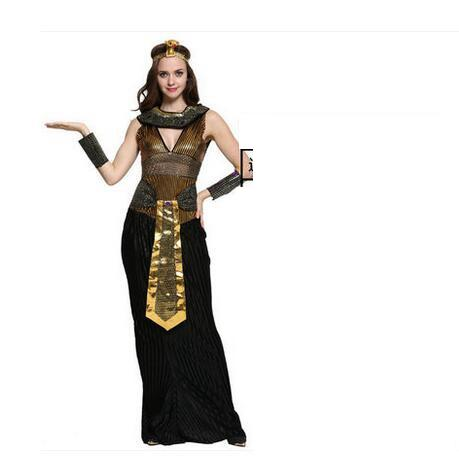 Cosplay Costume White Egyptian Princess Dress Party Adult Warrior Clothes Female Fancy Cosplay Clothes