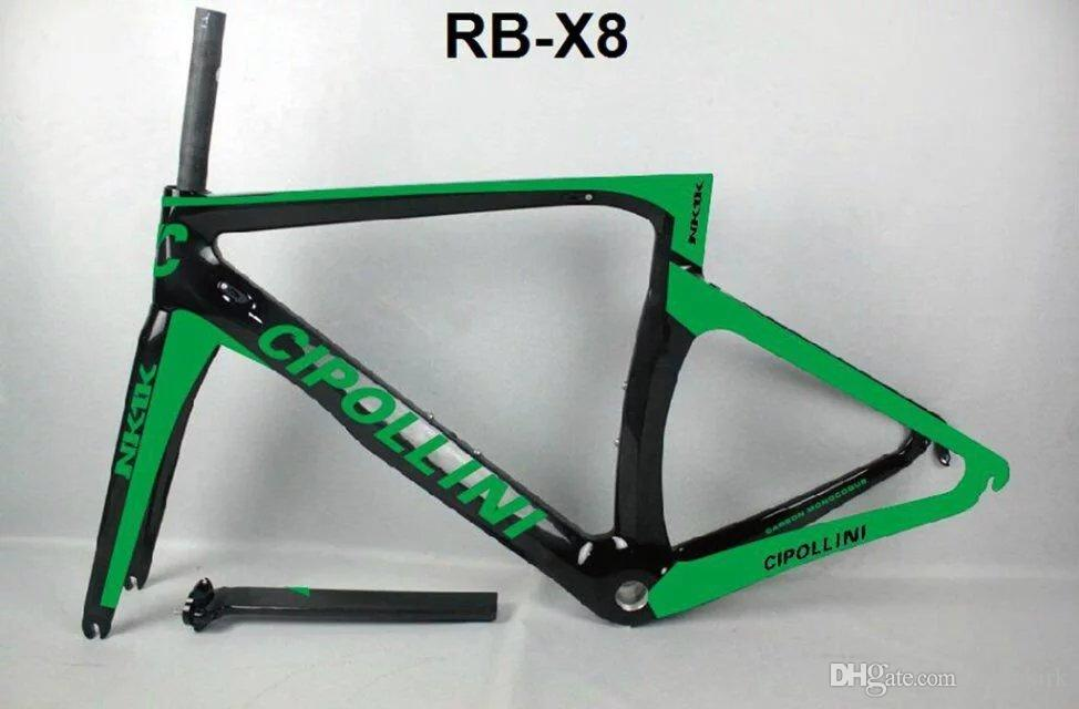 2020 Red Cipollini NK1K carbon road bike/bicycles carbon complete frameset Red Cipollini handlebar carbon new