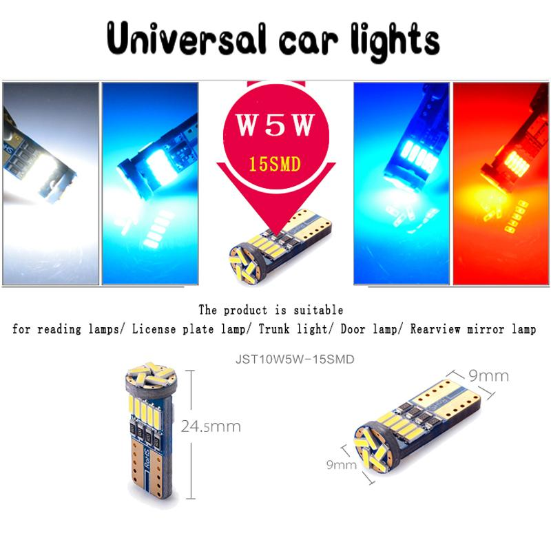 Model Of Interior Lamp JSTOP Rapid Led Reading Light Car Trunk Light 12V Bulb C5 Festoon Led Interior Lamp Canbus W5w T10 Trunk Light Led Interior Lamp Led Festoon Picture - Amazing reading light Beautiful
