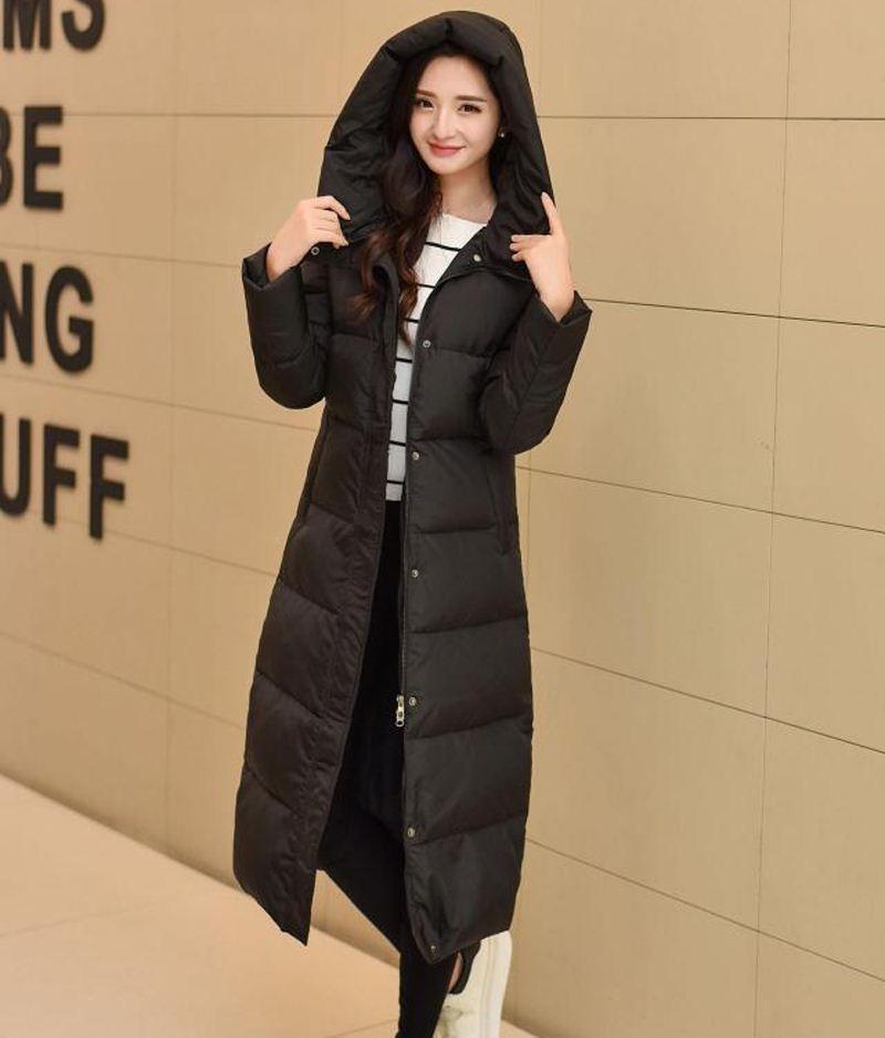 Full Length Winter Coats Han Coats
