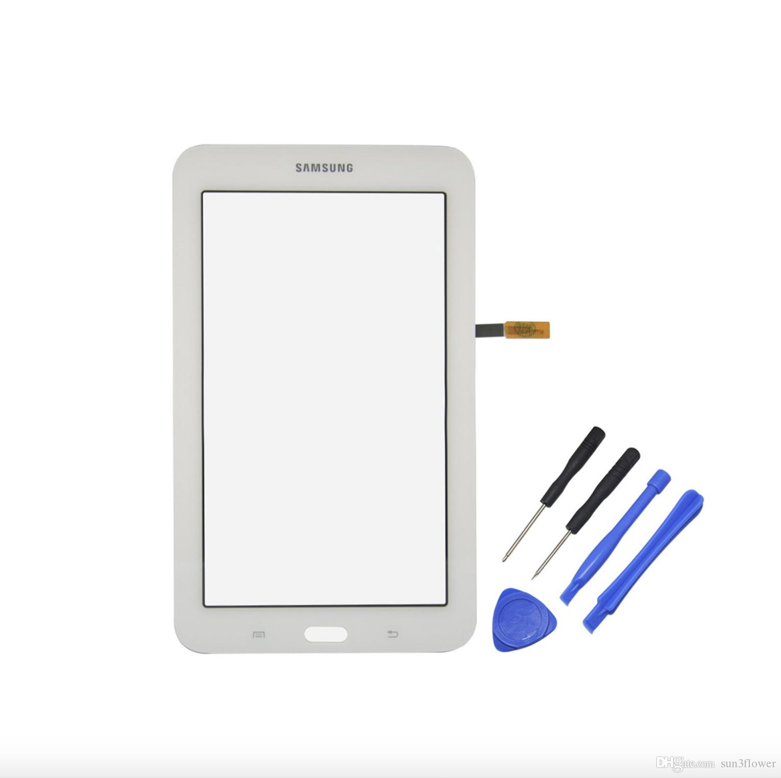 New Digitizer For Samsung Galaxy Tab3 7 0 T110 Wifi Tablet Touch Screen Touch Display Tab 3 Lite 7 0 Sm T110 Wifi T110 puter Parts And ponents