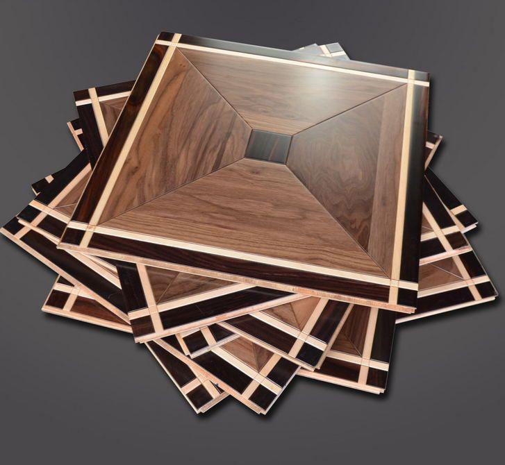 Hardwood Under Carpet