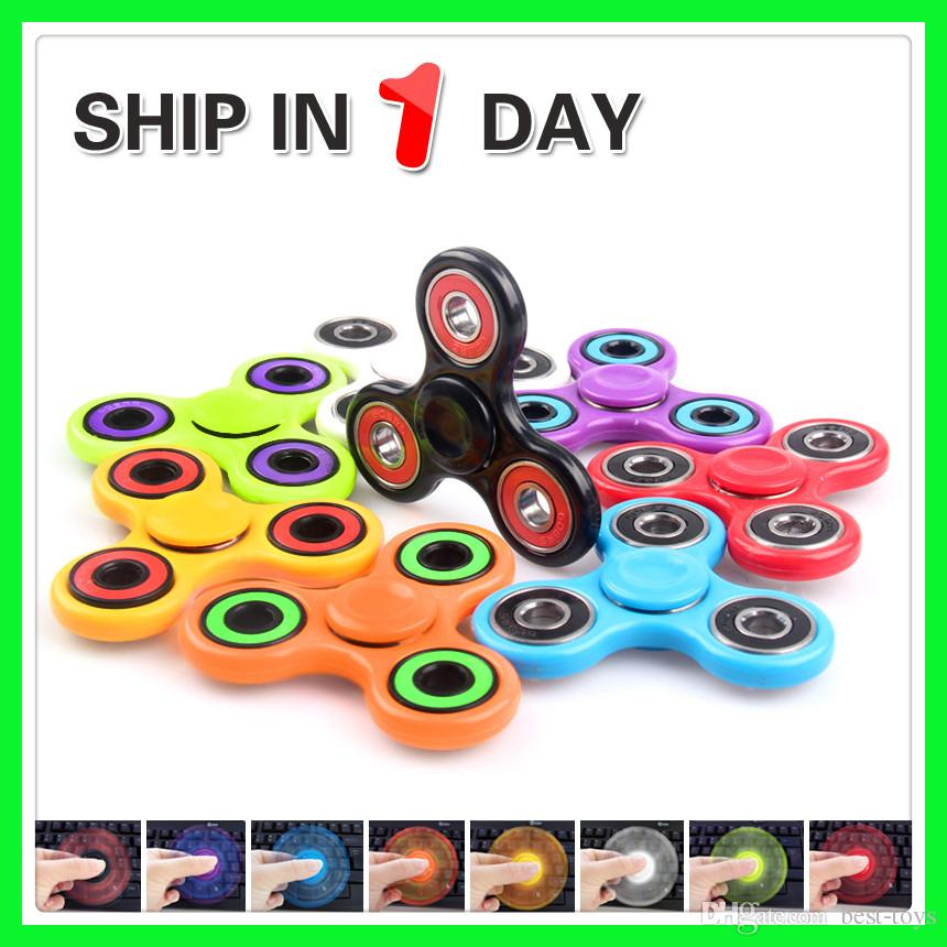 Fid Spinners Hand Spinner Tri Spinner Fid Toy Plastic