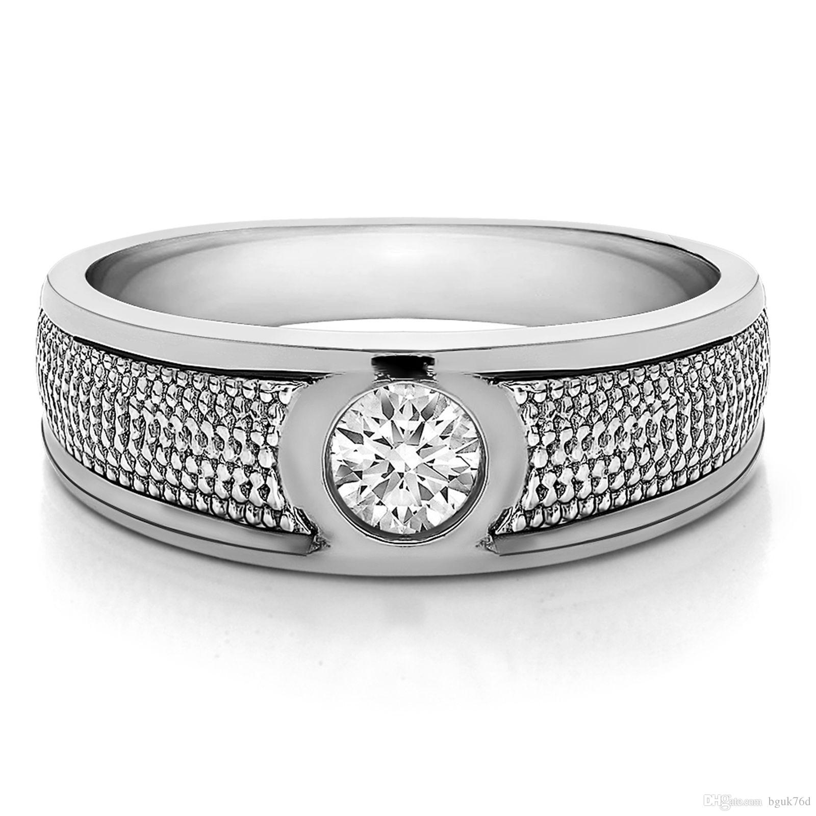bands collection the engagement diamond setting flat product guys channel engagment set wm ring