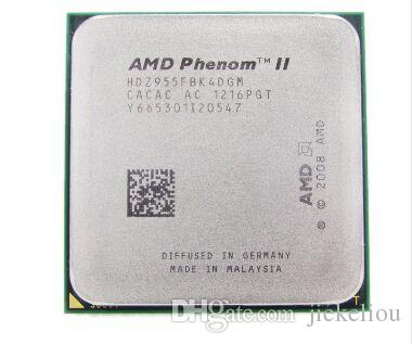 x4 955 Originale amd phenom ii x4 955 Processore Quad-Core 3.2GHz 6MB L3 Cache Socket AM3 pezzi sparsi cpu