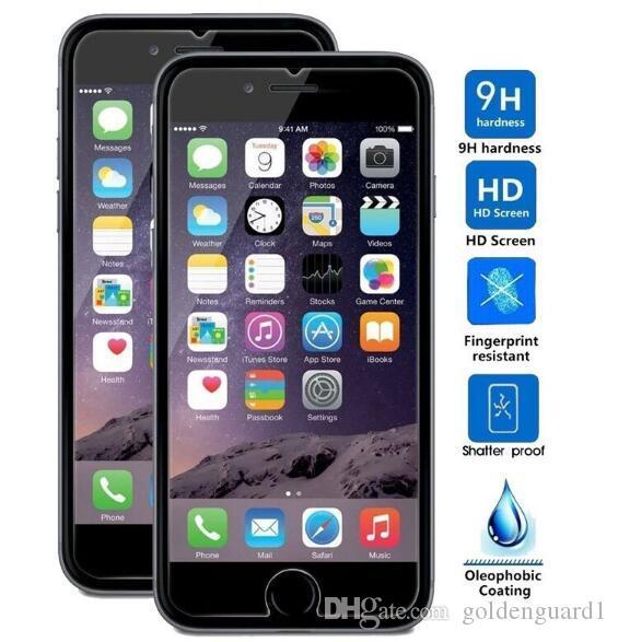 5955484a6bd Para Que Sirve El Protector De Pantalla Vidrio Templado Para Iphone 8 X 7 6  S Plus 5S 4S 9H Película Anti Rasguño 2.5D 0.26MM Para Samsung Galaxy J7 ...