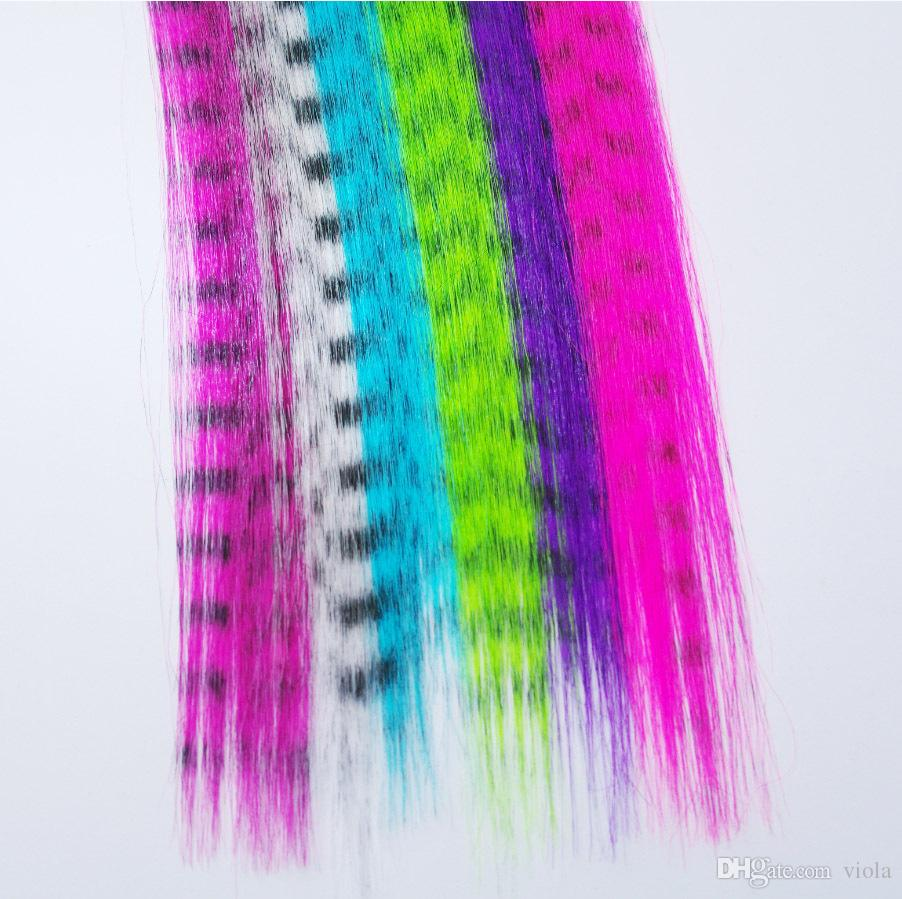 Grizzly Rooster Feather Hair Extension Feathers Extensions good quality Elites Fashion
