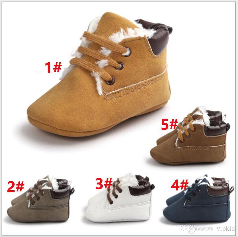 Großhandel 2017 Winter Kleinkind Kinder Shoes Baby Schuhe Baby ...