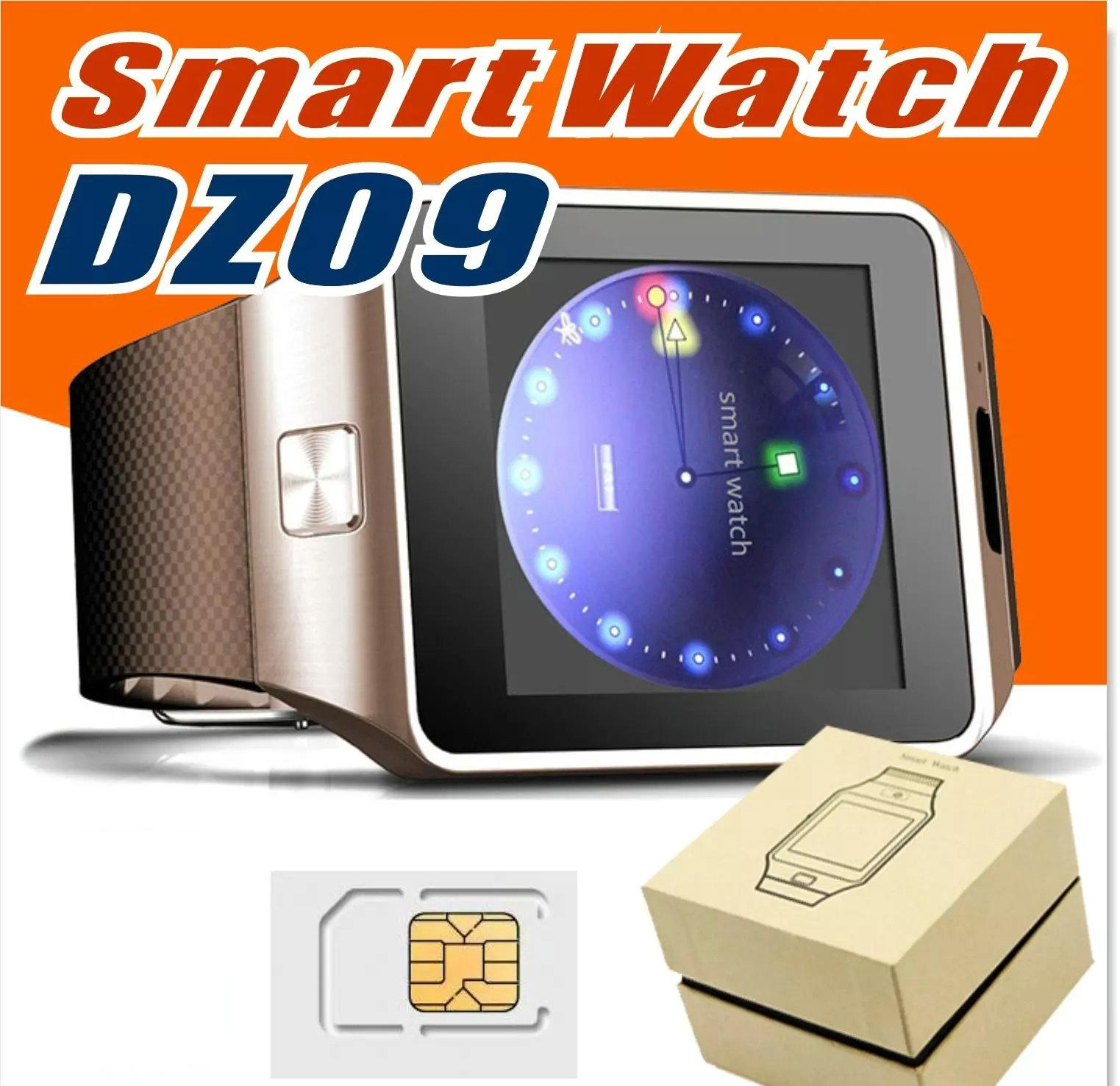 Dz09 Smart Watch Gt08 U8 A1 Wrisbrand Android Smart Sim Intelligent Mobile Phone Watch Can Record The Sleep State Smart Watch Sb Dz09 Ios Smart Watches 2015