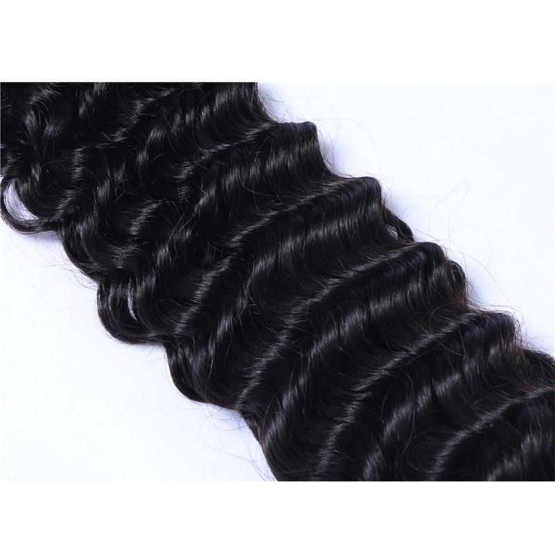 Loose Deep Wave Human Braiding Hair Bulk No Weft Crochet Braids with Curly Human Hair for Micro Braids Deep Curly Bulk Braiding Hair