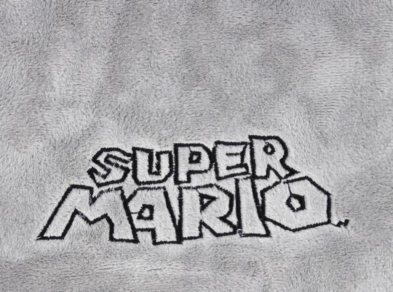 Hot sale Cute Super Mario Bros Plush Soft Toys Cushion Pillow Thwomp Dossun plush pillow 30cm
