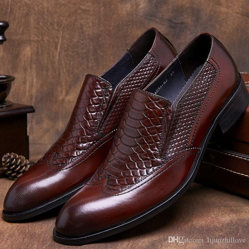 Average Price Of Men S Leather Dress Shoes