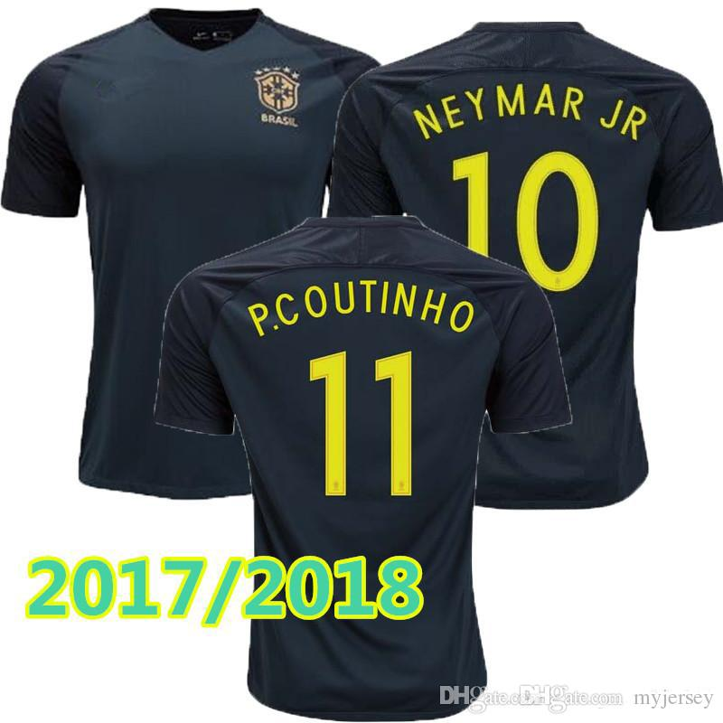 Brazil Jersey For World Cup 2018