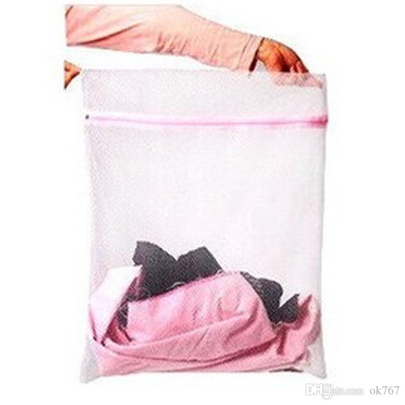 Lavatrice Specializzata Biancheria intima Borsa da lavaggio Borsa da maglia Bra Washing Care Borsa da lavanderia attraente nel prezzo e qualità 30 * 40CM