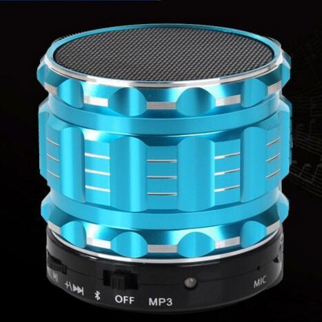 Bluetooth Speaker S28 Stereo Mini Speakers Bluetooth Portable Blue Tooth Subwoofer MP3 MP4 Player Music Player Outdoor Speaker