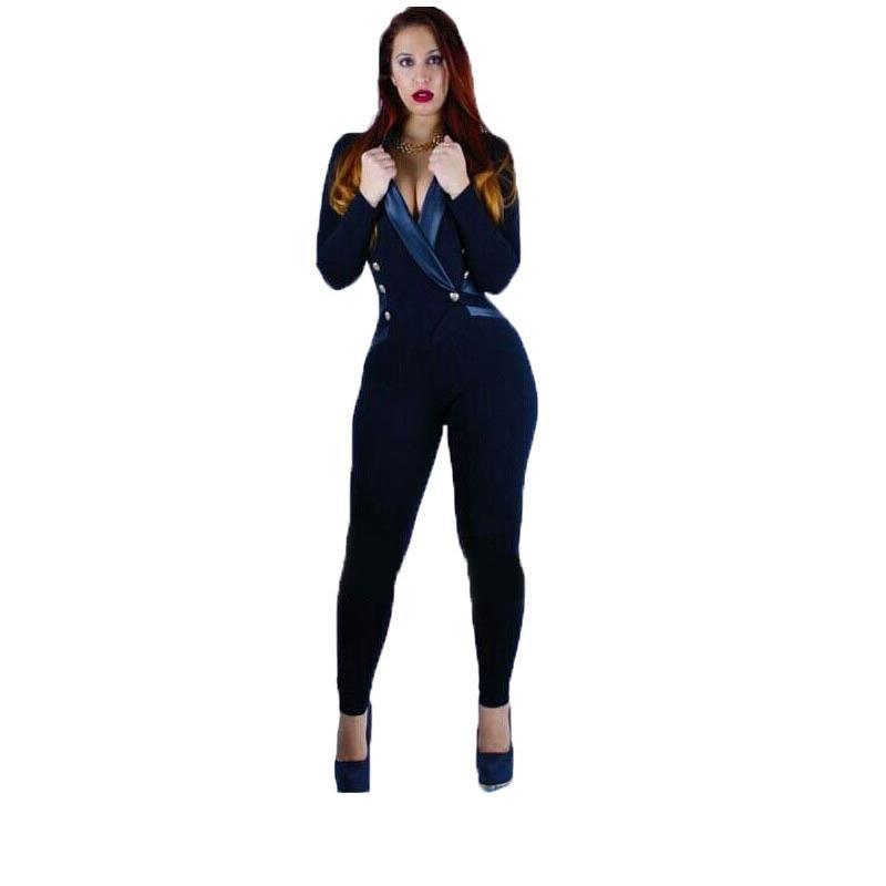 dc4e0da7e76d Wholesale dower me dark blue pink one piece sexy jumpsuit jpg 800x800 Dark  blue jumpsuit