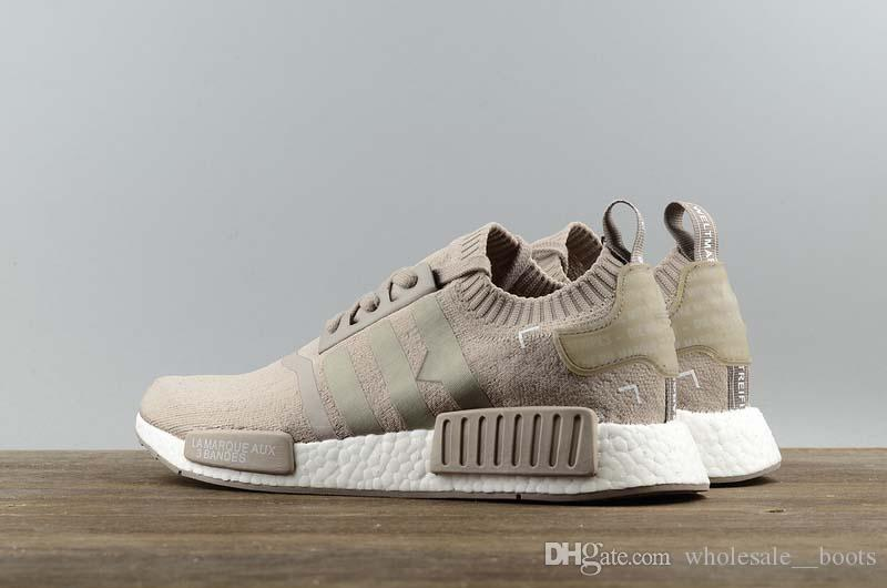 Unboxing Adidas NMD R1 PK Linen Khaki BY1912