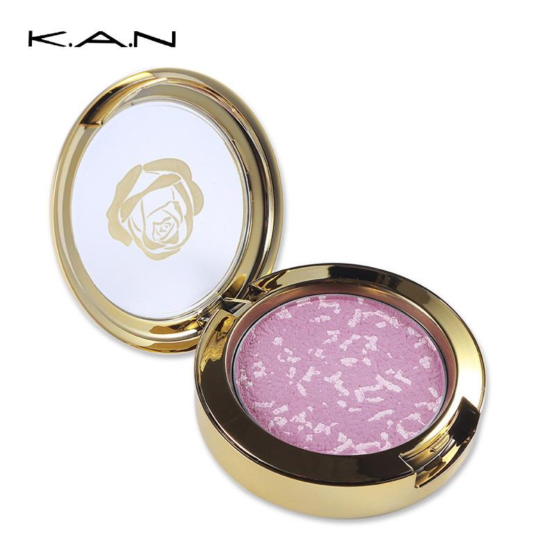 Latest Collection Of K.a.n Brand 4colors Eyeshadow Baked Powder Baked Powder For Makeup Cosmetic With Good Quanlity By Factory Beauty & Health