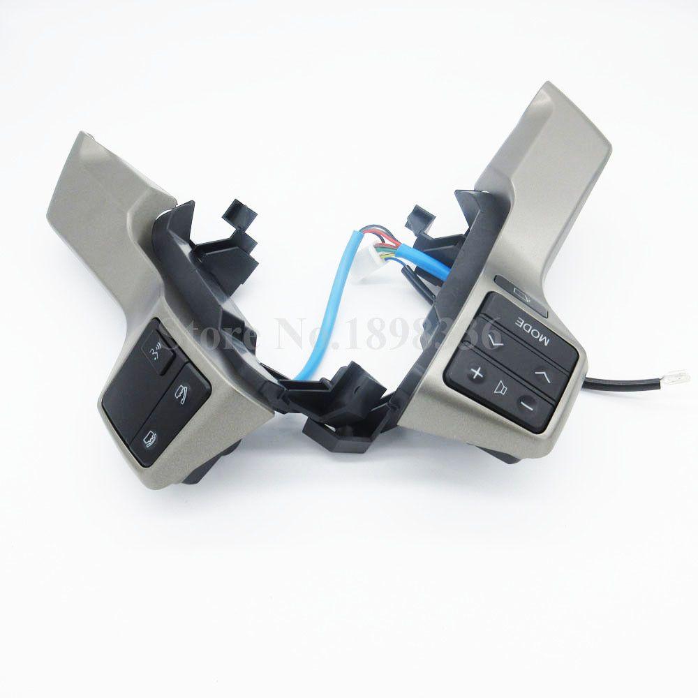 8425060160 84250-60160 Interruttore di comando volante multifunzione Toyota Land Cruiser Prado GRJ150L TRJ150W 84250-60160-B1