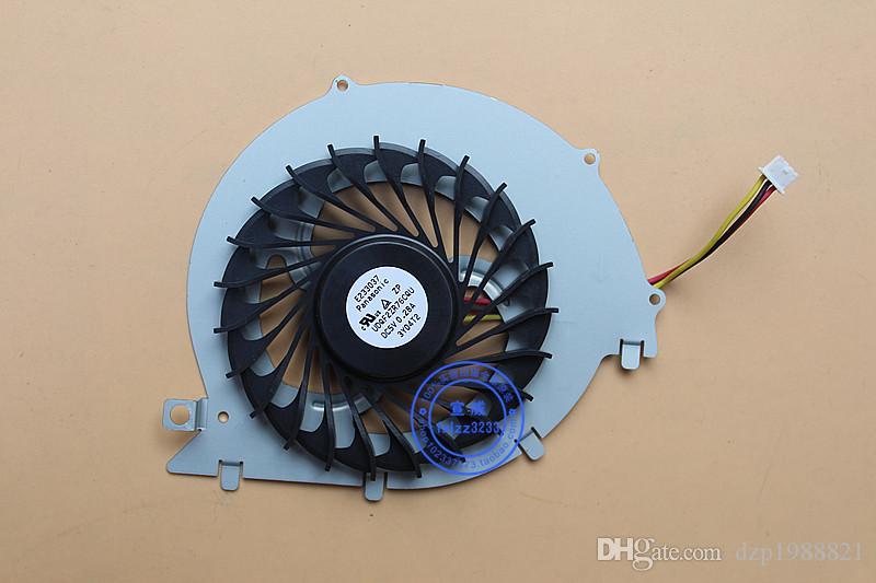 dispositivo di raffreddamento SONY VAIO SVF152 SVF1521V9CW SVF152A23T ventola di raffreddamento CPU E233037 UDQF2ZR76CQU