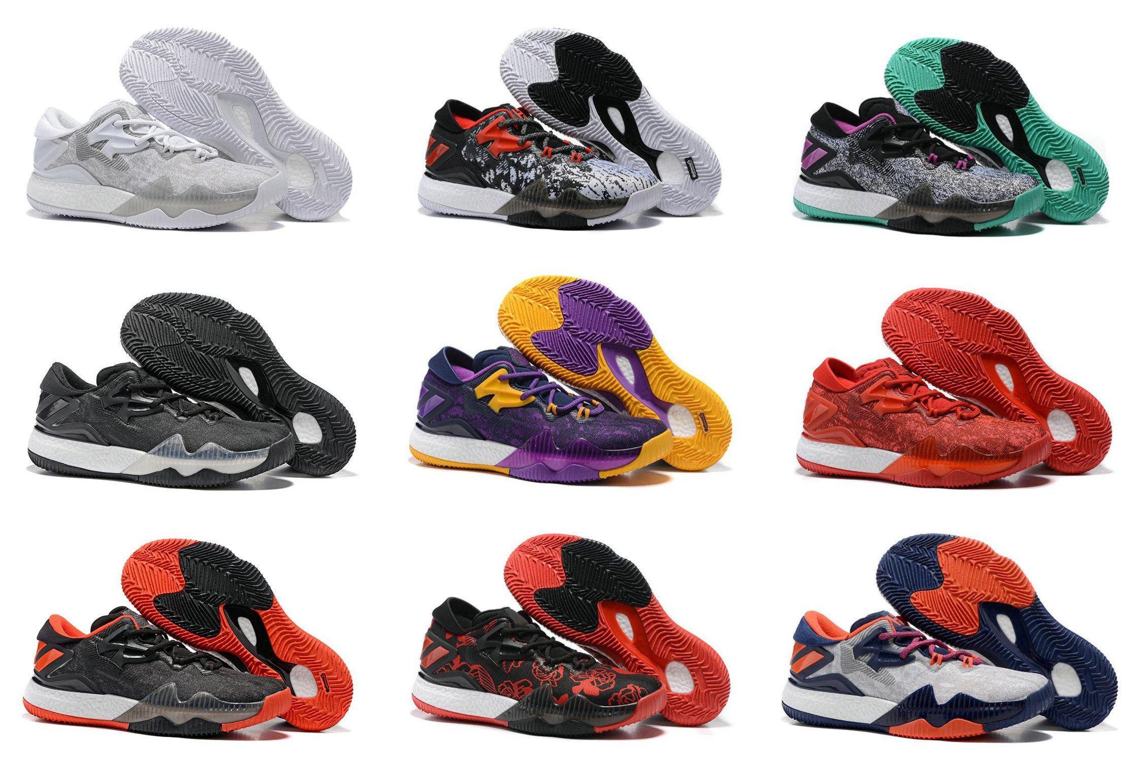 41977a8421bd 2017 Crazylight Boost Low Hot Basketball Shoes James Harden Boots Cheap  Basketball Sports Shoes Men Sneakers Shoes Sports Shorts Shoe Shop From  Jerseystore